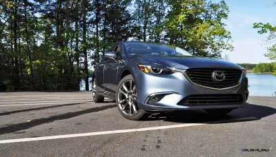 HD Drive Review Video - 2016 Mazda6 Grand Touring 25