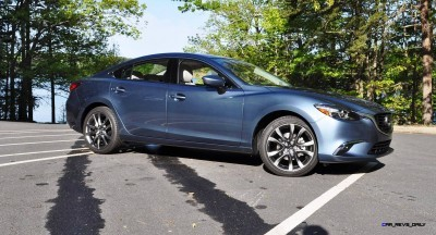 HD Drive Review Video - 2016 Mazda6 Grand Touring 28