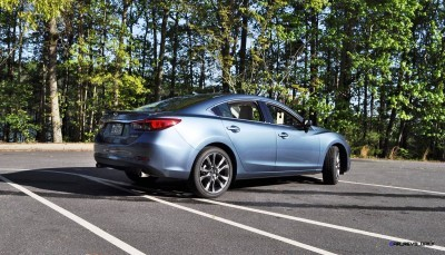 HD Drive Review Video - 2016 Mazda6 Grand Touring 33