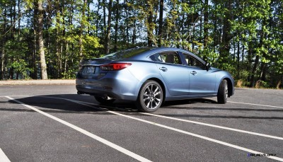 HD Drive Review Video - 2016 Mazda6 Grand Touring 34