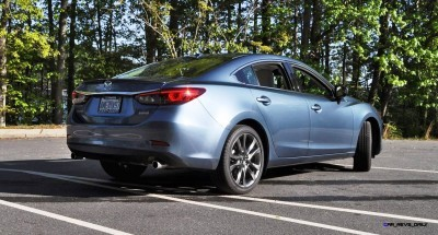 HD Drive Review Video - 2016 Mazda6 Grand Touring 35