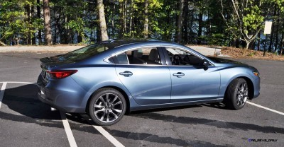 HD Drive Review Video - 2016 Mazda6 Grand Touring 42