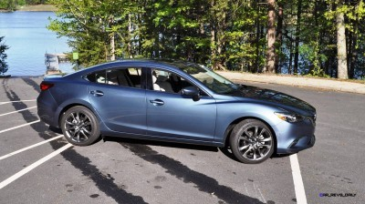 HD Drive Review Video - 2016 Mazda6 Grand Touring 43
