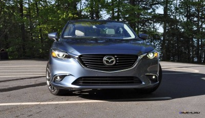 HD Drive Review Video - 2016 Mazda6 Grand Touring 49
