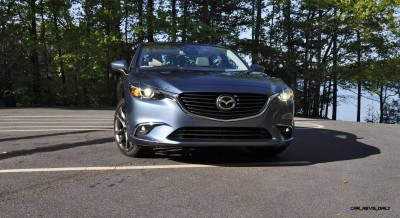 HD Drive Review Video - 2016 Mazda6 Grand Touring 51