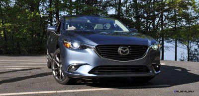 HD Drive Review Video - 2016 Mazda6 Grand Touring 52