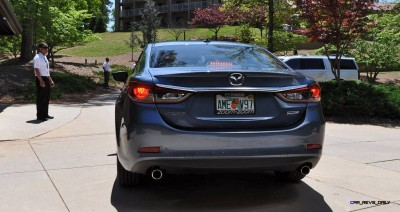 HD Drive Review Video - 2016 Mazda6 Grand Touring 58