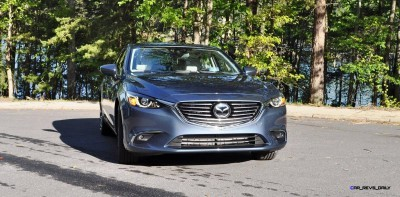 HD Drive Review Video - 2016 Mazda6 Grand Touring 60