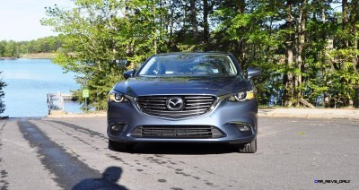 HD Drive Review Video - 2016 Mazda6 Grand Touring 62