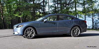 HD Drive Review Video - 2016 Mazda6 Grand Touring 65