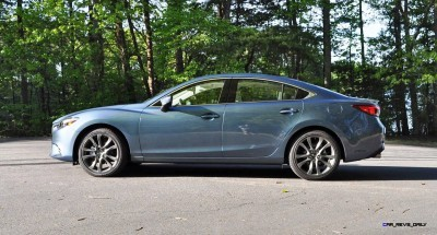 HD Drive Review Video - 2016 Mazda6 Grand Touring 66