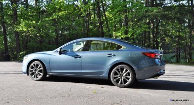 HD Drive Review Video - 2016 Mazda6 Grand Touring 69