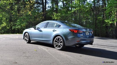 HD Drive Review Video - 2016 Mazda6 Grand Touring 72