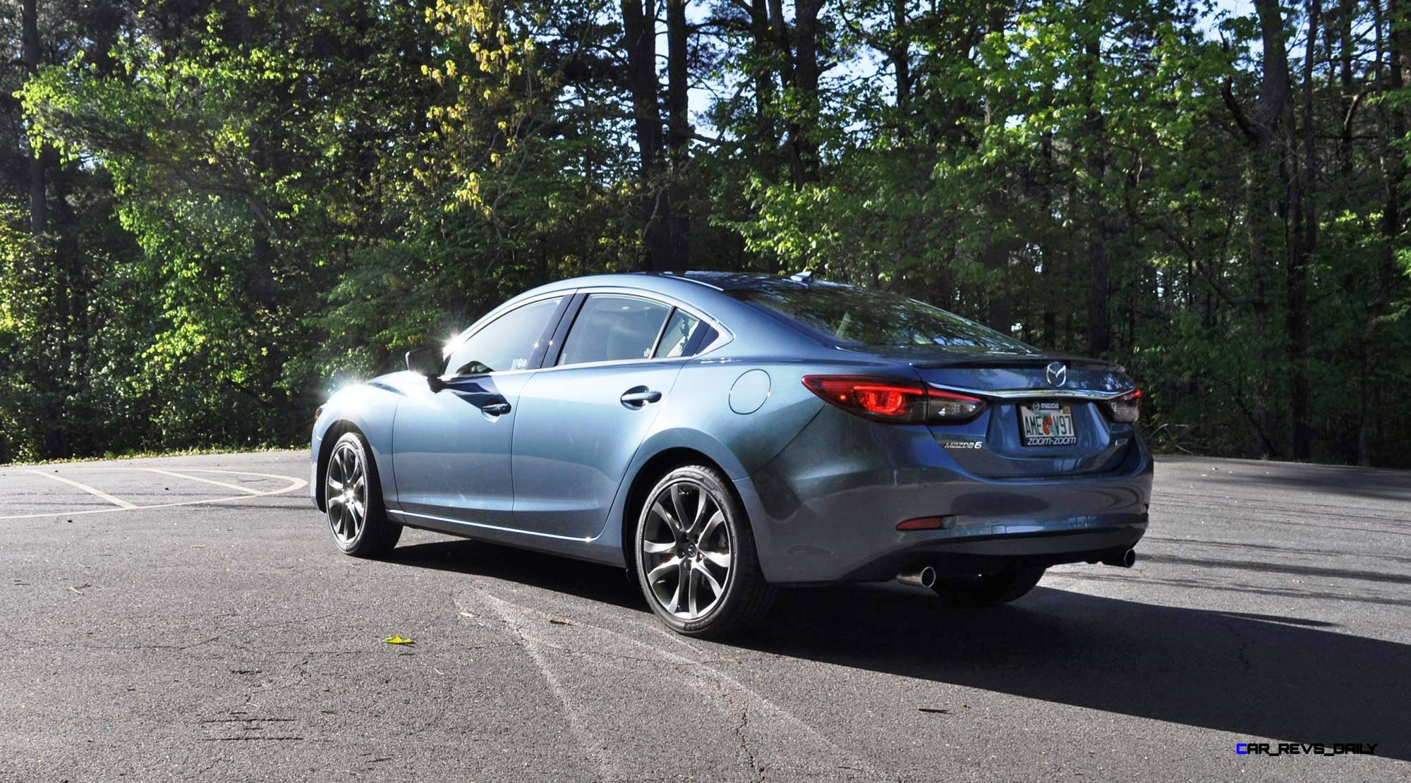 2016 mazda6 review. Black Bedroom Furniture Sets. Home Design Ideas