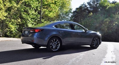 HD Drive Review Video - 2016 Mazda6 Grand Touring 76
