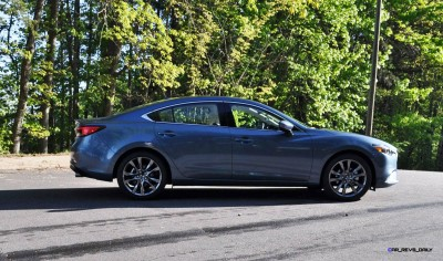 HD Drive Review Video - 2016 Mazda6 Grand Touring 77