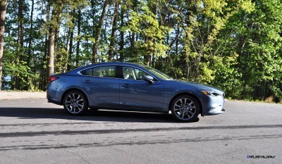 HD Drive Review Video - 2016 Mazda6 Grand Touring 79