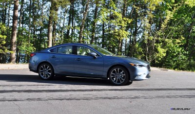 HD Drive Review Video - 2016 Mazda6 Grand Touring 80