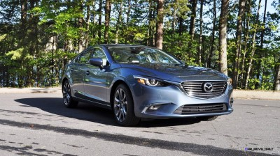 HD Drive Review Video - 2016 Mazda6 Grand Touring 82