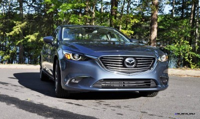 HD Drive Review Video - 2016 Mazda6 Grand Touring 84