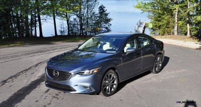 HD Drive Review Video - 2016 Mazda6 Grand Touring 86