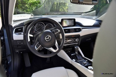 HD Drive Review Video - 2016 Mazda6 Grand Touring 89