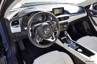 HD Drive Review Video - 2016 Mazda6 Grand Touring 91