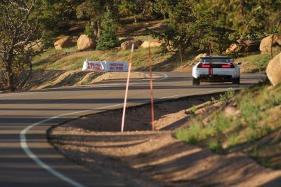 Honda 2013 Pikes Peak International Hill Climb