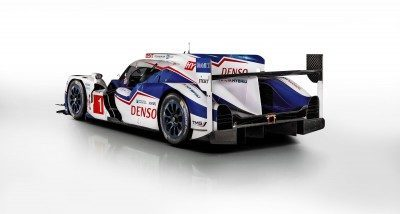 LeMans 2015 - Toyota TS040 Hybrid 10