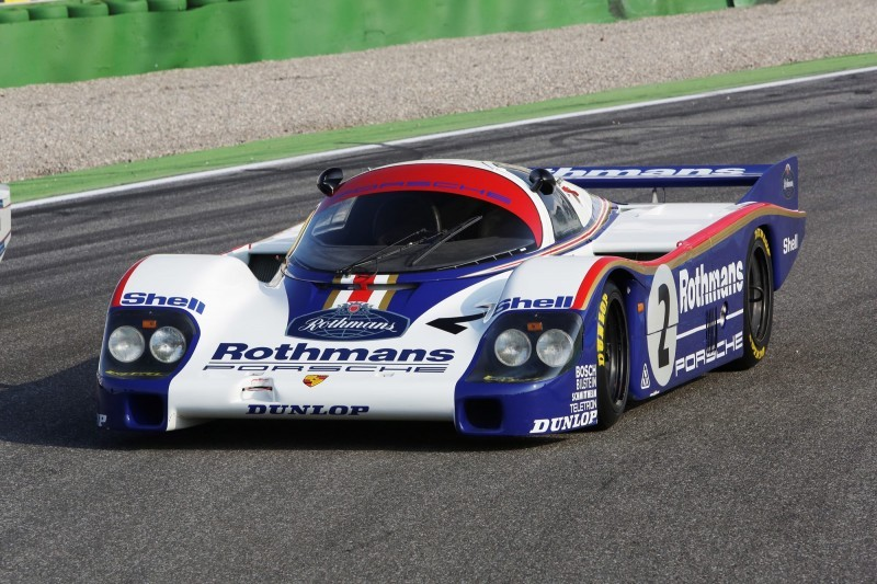 LeMans Legends from Porsche 1