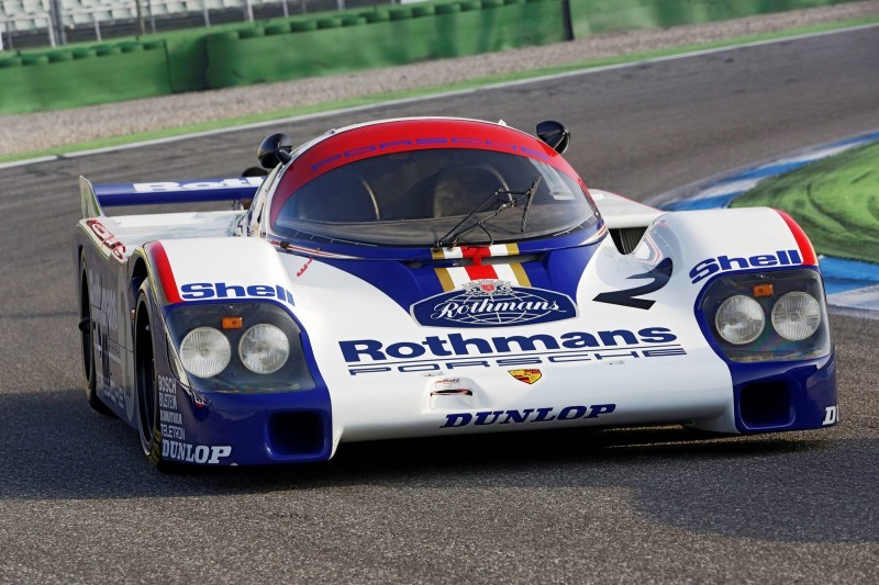 LeMans Legends from Porsche 2