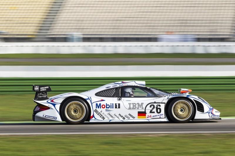 LeMans Legends from Porsche 50