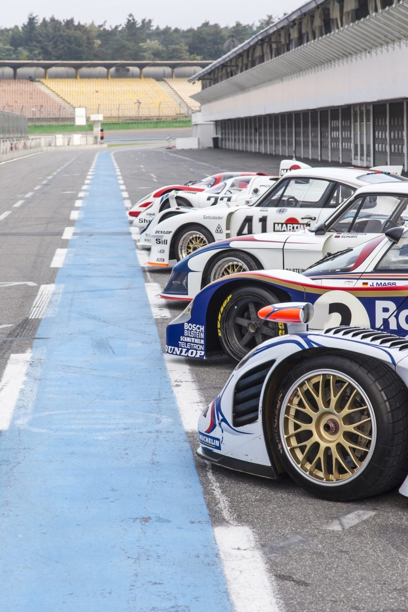LeMans Legends from Porsche 66
