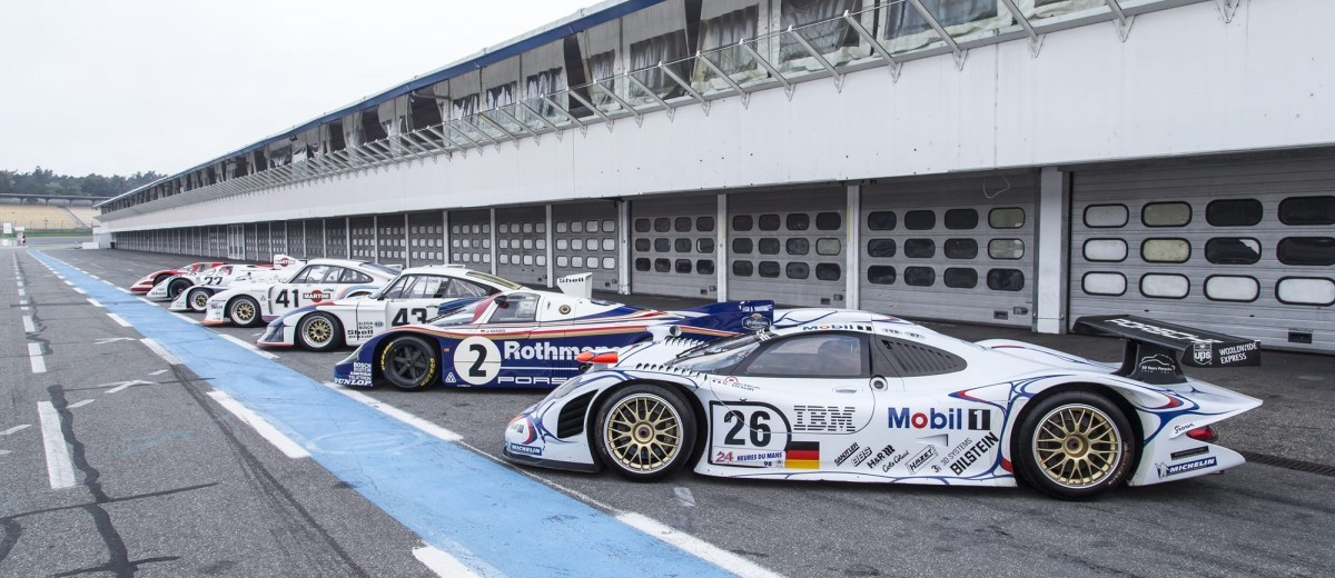 LeMans Legends from Porsche 67