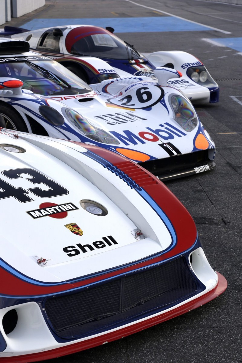 LeMans Legends from Porsche 69