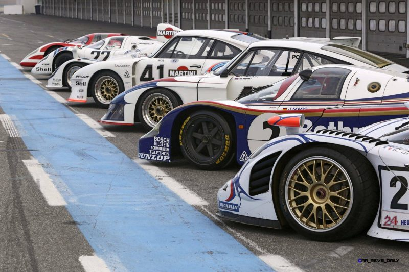 LeMans Legends from Porsche 70