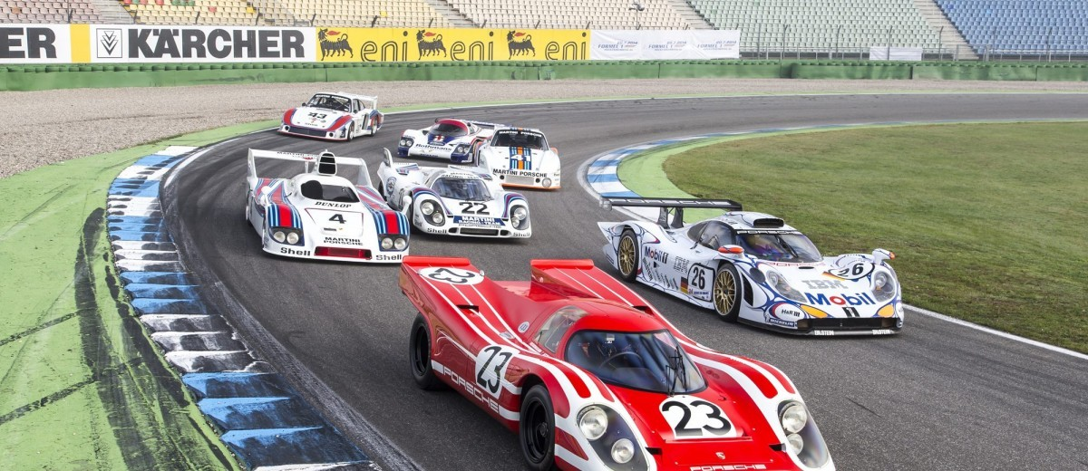 LeMans Legends from Porsche 71