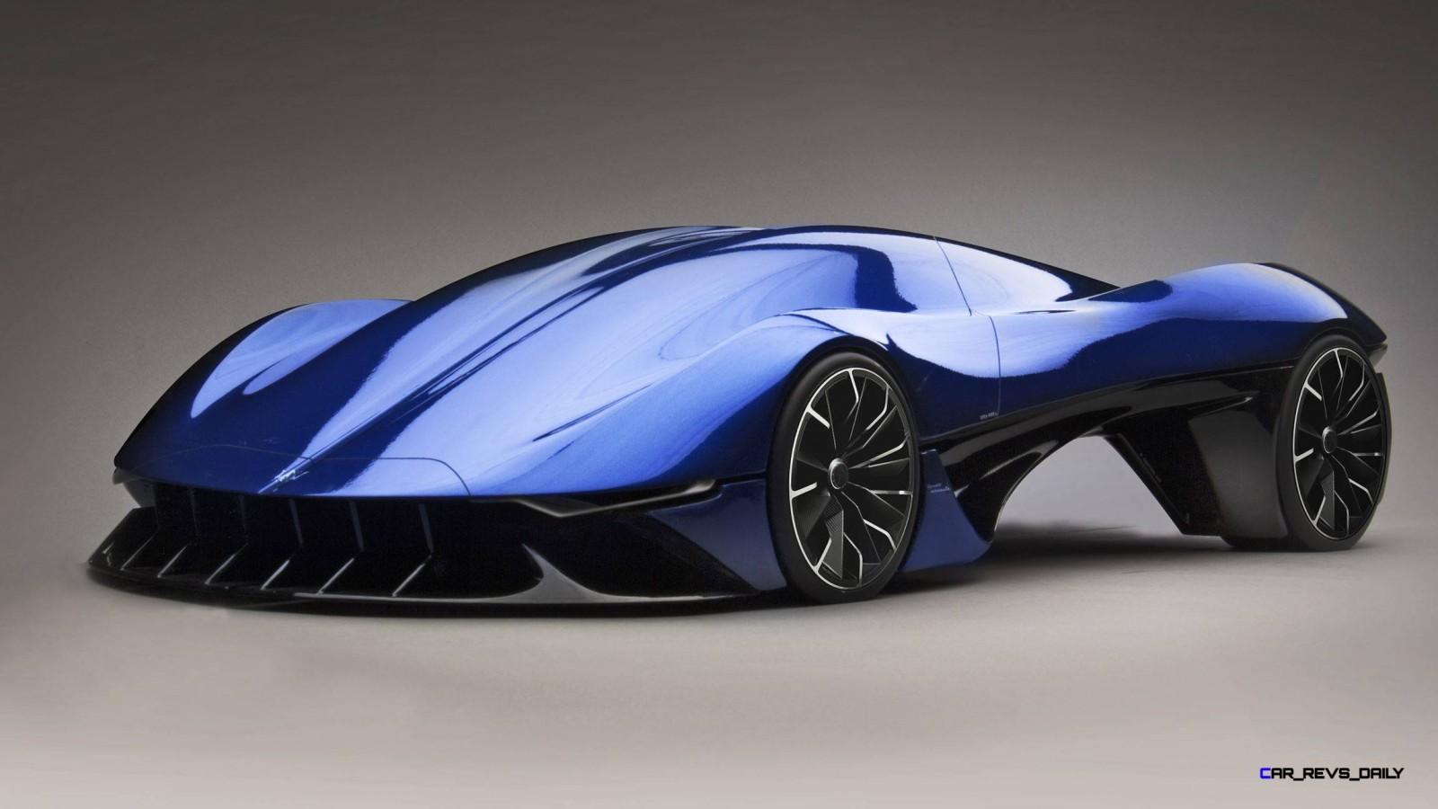 Nissan Luxury Brand >> Maserati 975 Ernesto Concept by Maurice Maschmeyer