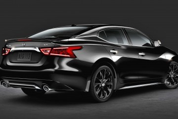 2016 Nissan MAXIMA SR Midnight Is Official! Revealed At BET Experience Festival