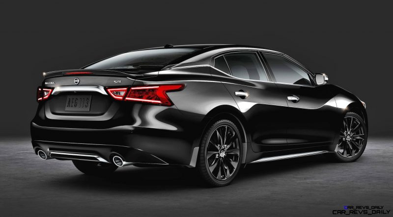 2016 Maxima SR Midnight