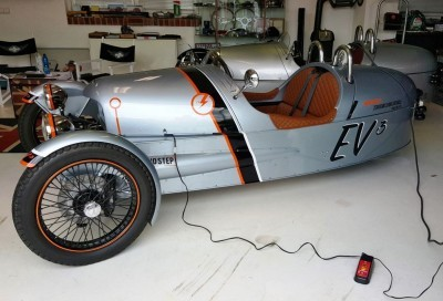 Morgan EV 3 Wheeler 1