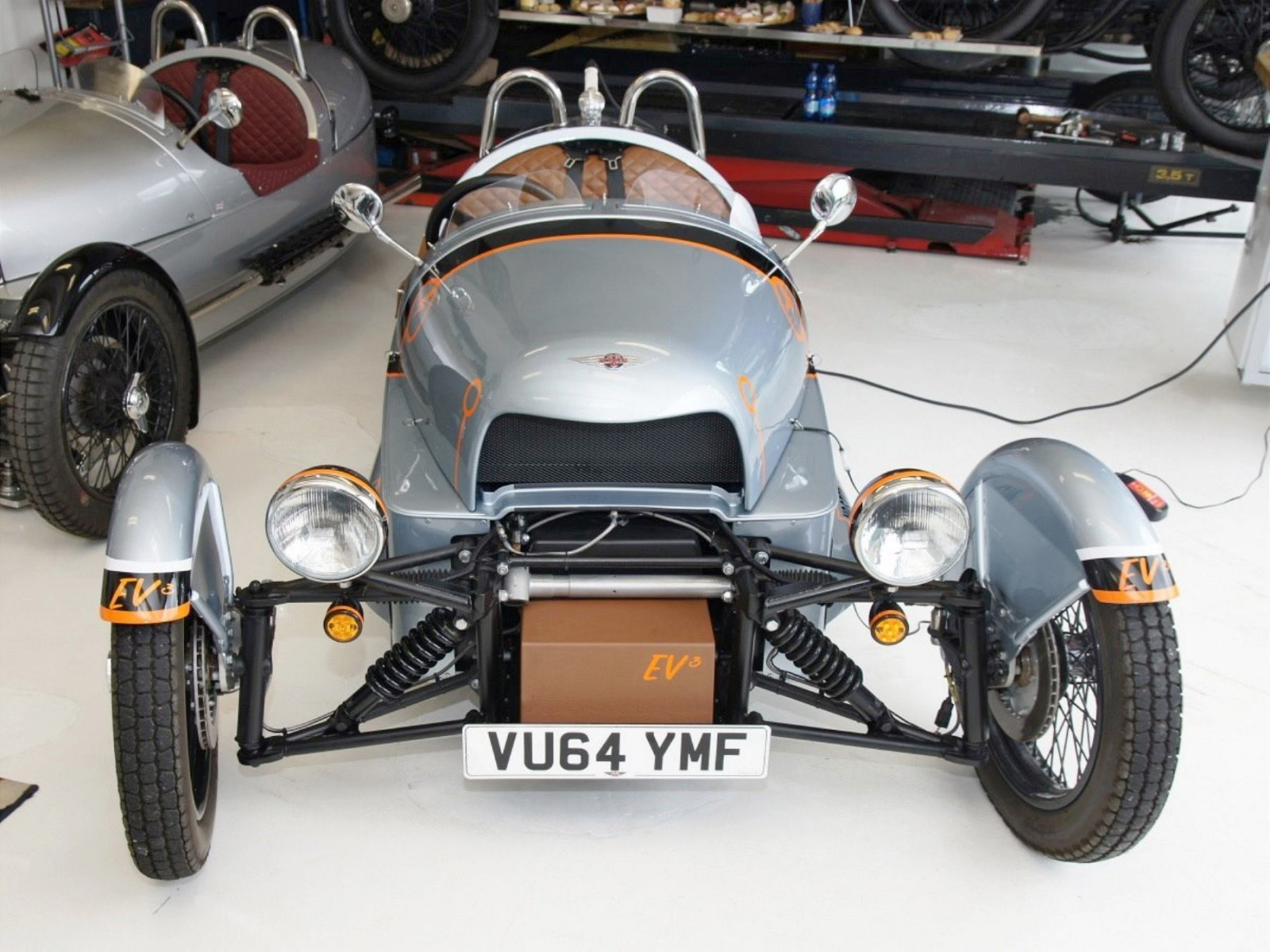 Morgan EV 3 Wheeler 10