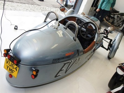 Morgan EV 3 Wheeler 11