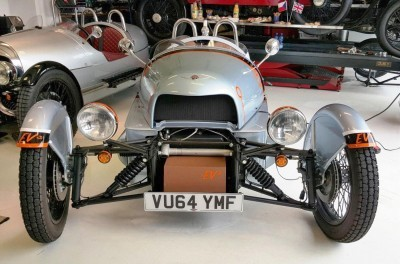 Morgan EV 3 Wheeler 12
