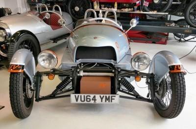 Morgan EV 3 Wheeler 12