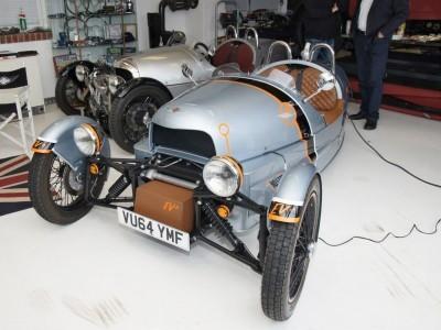 Morgan EV 3 Wheeler 14