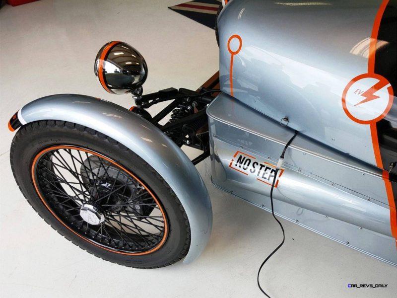 Morgan EV 3 Wheeler 20