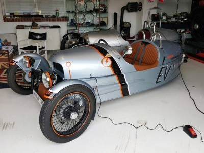 Morgan EV 3 Wheeler 22