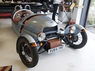 Morgan EV 3 Wheeler 3