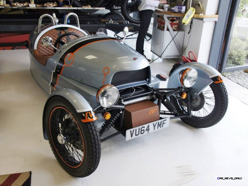 Morgan EV 3 Wheeler 3